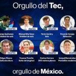 Los Juegos Olímpicos Río de Janeiro 2016 tendrán Borregos del Tec de Monterrey