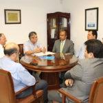 Firman convenio la Universidad de San Miguel