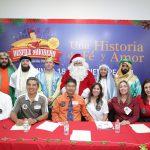 ¿Ya estás listo para el gran Desfile Navideño?
