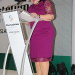 Presenta informe senadora Diva Hadamira Gastélum