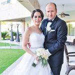 Juntos para siempre  Alejandra Fonseca Calderón y Adalberto Bórquez Serrano