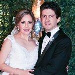 Unieron sus destinos: Paulina Aragón Arreola y Eduardo Santana Barraza