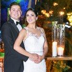 Se unen en matrimonio: Yamile Nieto Salcido y Carlos González Lozano