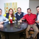 Los médicos del Hospital Ángeles Culiacán celebran brindis anual