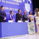 La USM realiza su ceremonia de graduación XXII