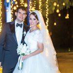 Contraen matrimonio : María Fernanda Retes Lapizco y Miguel Ángel Ley Pineda