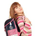 Las mochilas y el dolor de espalda en los niños