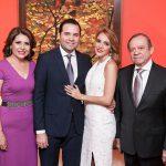 Fijan fecha para su boda: Delia María Hach Elías y Alejandro Félix Miranda