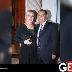 Hilda de Puentes y Ricardo Puentes