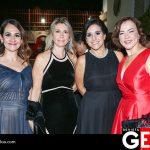 Mercedes Esquer, Rocío Iturralde de Esquer, Lourdes Esquer y Mercedes Murillo