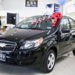 Presentan el nuevo Chevrolet Aveo 2017.5