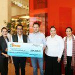 Panamá entrega donativo a Pro Educa