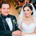 Contraen matrimonio : Annel Manjarrez Gaxiola y Pablo Juan Martínez