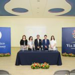 Firman convenio de colaboración entre Tecnológico de Monterrey y Centro Educativo Vía Reggio