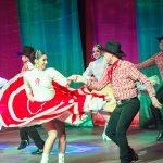 ITESM muestra gala  de Folclór