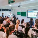 Presentan nuevo formato de Senda Knowmads Junior High