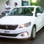 Peugeot festeja el lanzamiento de nuevo vehículo