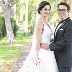Dulce amor: Ana Lucía Rochín Gutiérrez & Horacio Vlaminck Ley