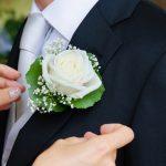 El papel del novio antes de la boda