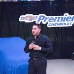 Premier Chevrolet presentó los nuevos Beat y Equinox 2018