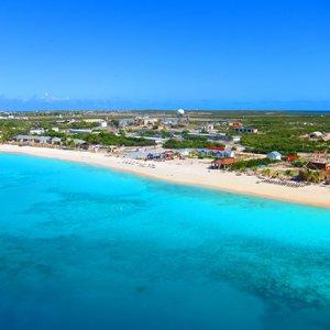 Luna de miel en Turks & Caicos Islands: Paraíso del Caribe destinado a los recién casados