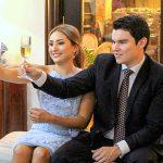 Comprometidos Rosa Haydeé Castro Peña y Javier  Lizárraga López Puerta