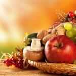 Alimentación ideal para el otoño