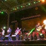 Un gran éxito el concierto Culiacán Fuerza México