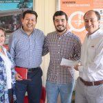 Impulsa entrega premio de la rifa realizada en la feria de vivienda 2017