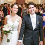 Juntos para toda la eternidad: Claudia Martínez Fernández & Mauricio Díaz Campos