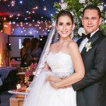 Cristalizan su amor: Laura Angulo Escamilla & Rafael Alduenda Nafarrete