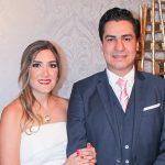 Anuncian su compromiso: Claudia Cárdenas Guzmán y Duanne Thomas Gallegos