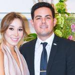 Compromiso de amor: Dinora Pérez Cázares y Selman León Tachna