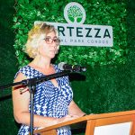 Colocan primer Árbol de Portezza Central Park Condos