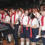 Se realizó Mensaje Navideño en Colegio Sinaloa