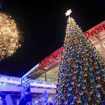 La Navidad  ya está en Galerías Mazatlán