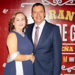 Ejecutivos de Ventas y Mercadotecnia A.C Culiacán celebró gala navideña