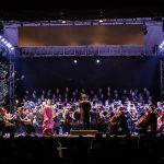 Todo un éxito el concierto monumental de diciembre