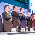 Jesús Valdés presenta primer informe de labores