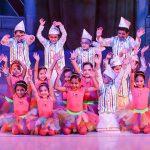 Colegio Independencia realizó su tradicional festival de Navidad