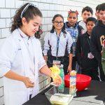 Colegio Sinaloa realizó la Exposecundaria