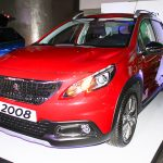 Peugeot presentó en Culiacán su nueva gama de suvs 2019