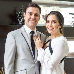 ¡Comprometidos! Elia Denisse Monarrez Araujo y Jesús Manuel Ibarra Ceceña