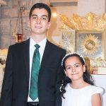 Reciben a Cristo: Alejandra y Eduardo Arámbula Acosta