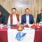 Jesús Vizcarra compartiendo su experiencia de emprendimiento con ejecutivos de ventas y mercadotecnia Culiacán A. C.