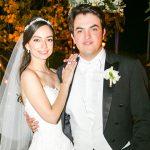 Sueño de amor: Karla Aurora Fernández Campaña y Eduardo Llausás Villarreal