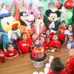 Casona Centenario, feliz Día del Niño