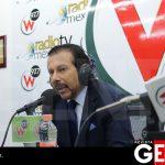 Acontecer transmite su primer programa en radio