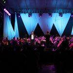 Presentan Noches de Broadway en Jardín Botánico