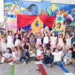Celebran en Colegios Sinaloa el Día del Niño